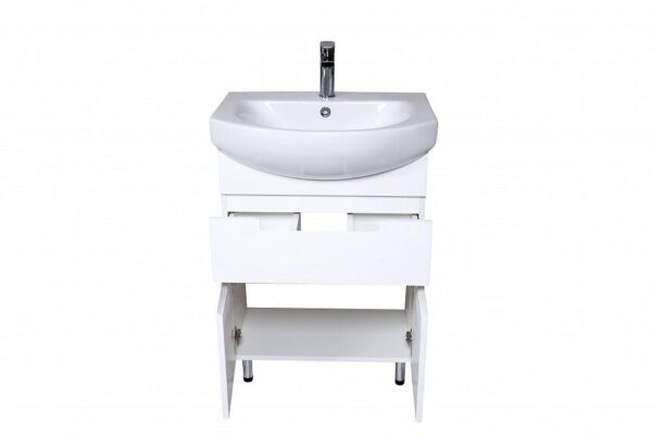Omarica z umivalnikom Quadro 60 talna 3