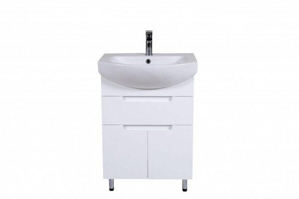 Omarica z umivalnikom Quadro 60 talna 5