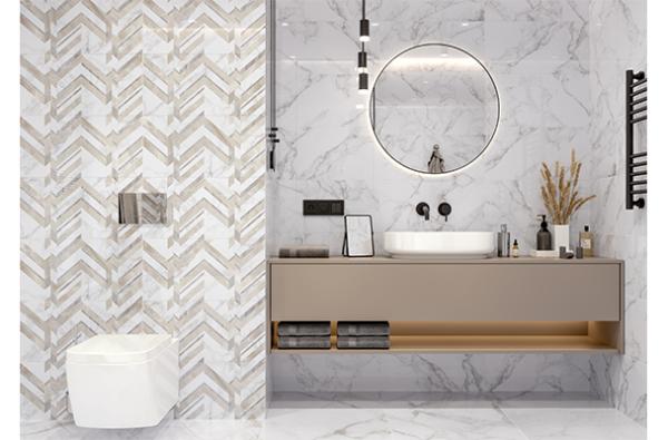 Stenska keramicna ploscica Marmo Bianco 300x600 3