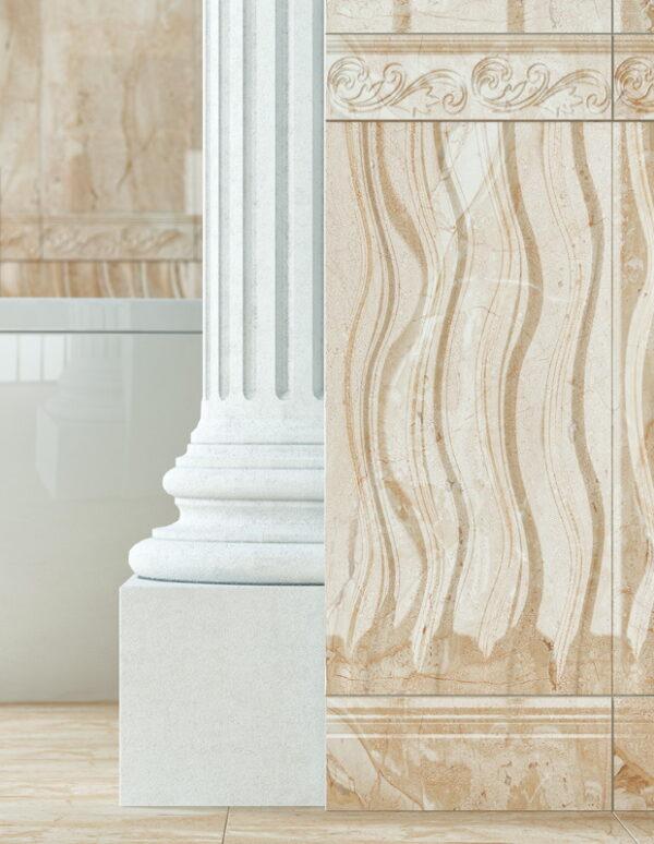 Stenska keramicna ploscica Petrarka Bez Valovita 300x600 2