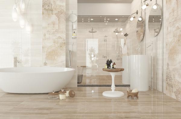 Stenska keramicna ploscica Savoy Bez 300x600 2
