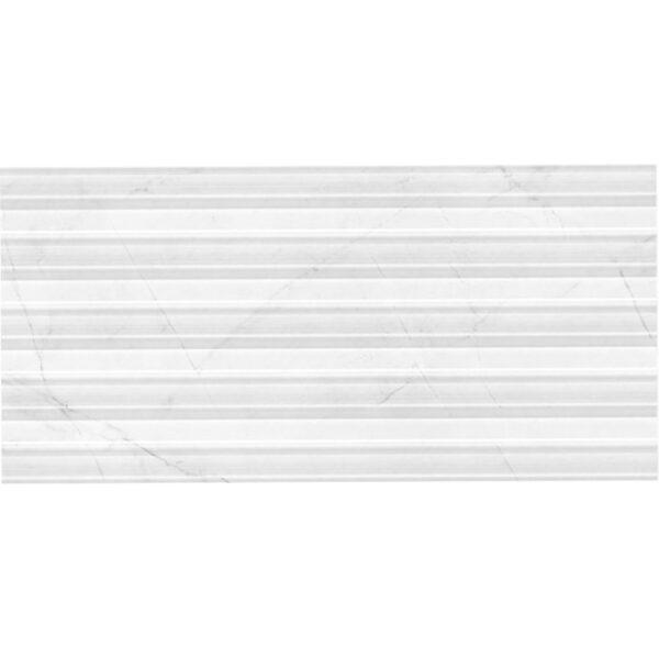 Stenske keramicne ploscice Absolut Modern Bela Linije 300x600 1