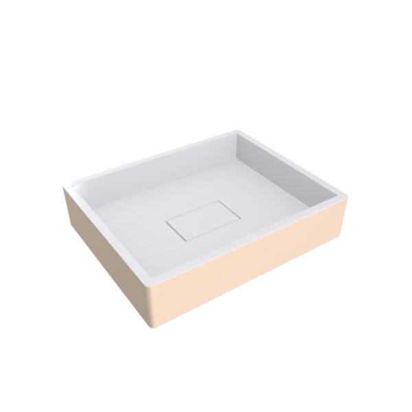 Umivalnik Capri Color bez 1
