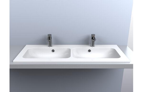 Umivalnik Della 1100 dvojni 2