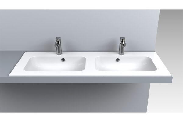 Umivalnik Della 1200 dvojni 1