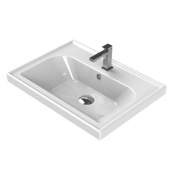 Umivalnik Frame 65