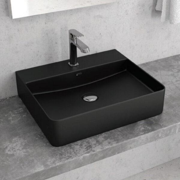 Umivalnik LT 2173 S matblack