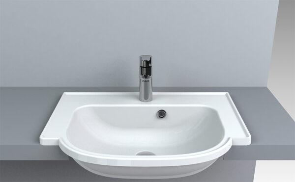 Umivalnik Mesa 1
