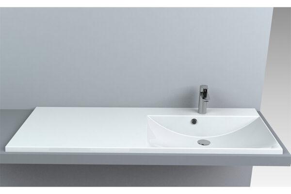 Umivalnik Ontario 1245 desni 1