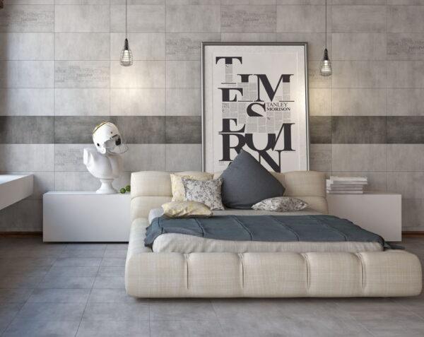 Vecnamenska keramicna ploscica Kendal Grafit 300x600 3