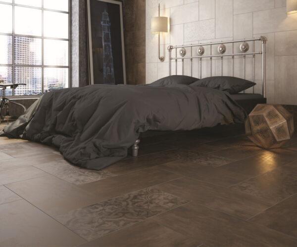 Vecnamenska keramicna ploscica Kendal Rjava 300x600 2