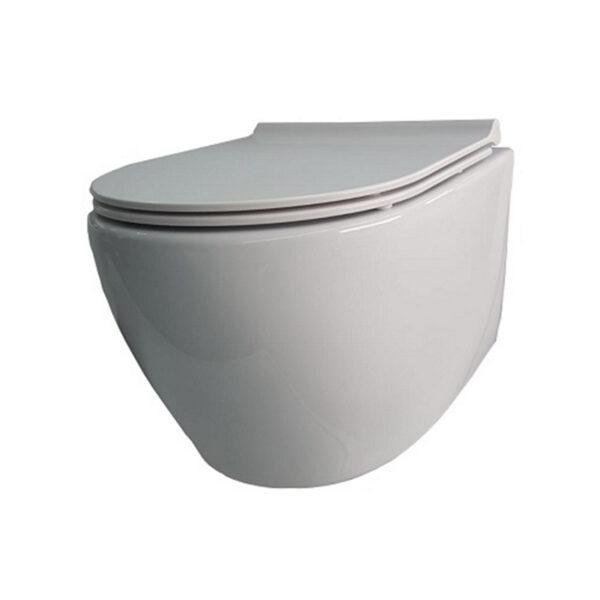 WC skoljka Rondo Rimless