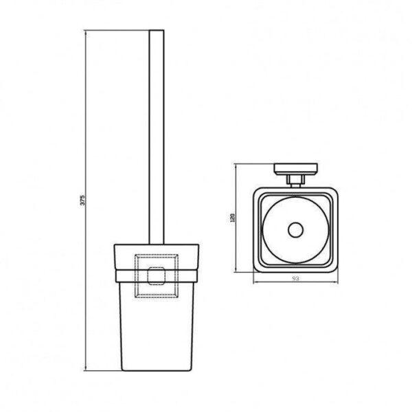 WC scetka Leonardo 1