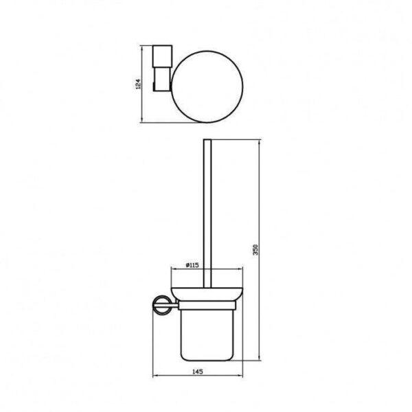WC scetka Matteo 1