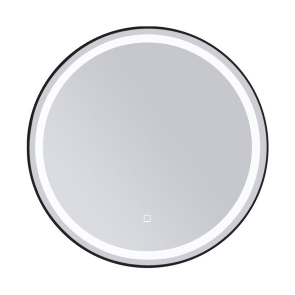Ogledalo Concepto Bella Black 60 1