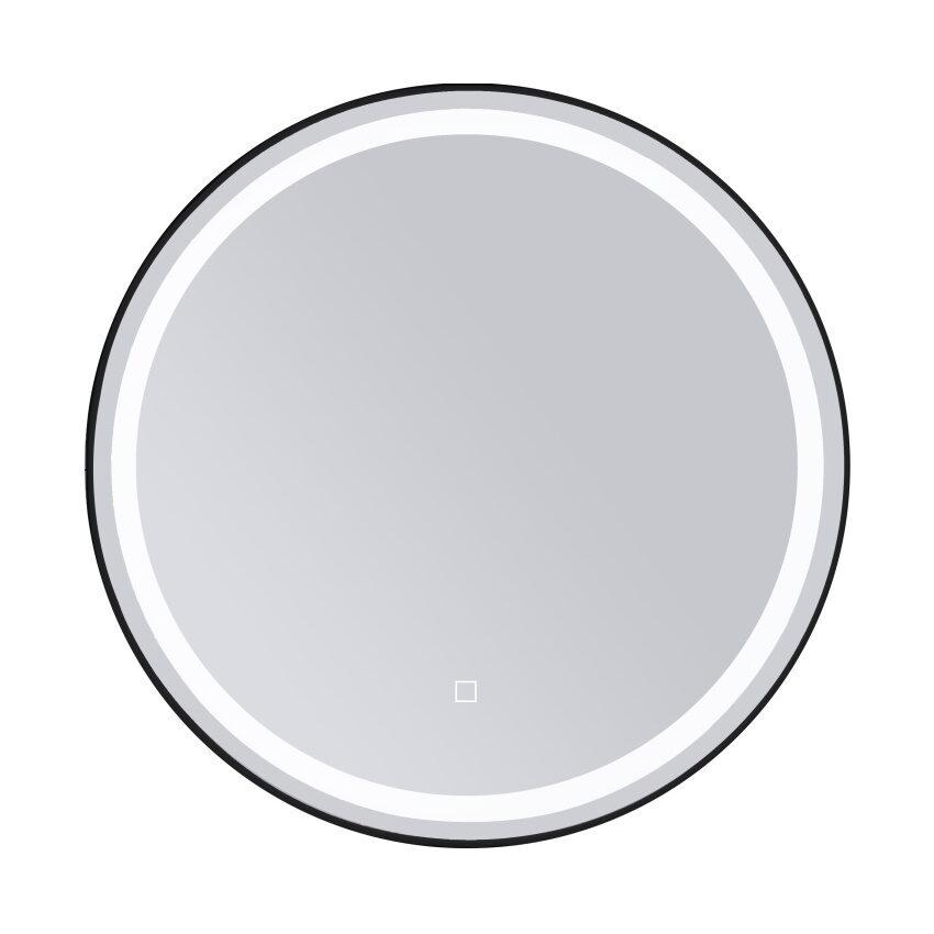 Ogledalo Concepto Bella Black 80