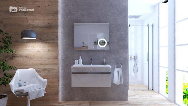 Ogledalo Concepto Lindsay 80 1