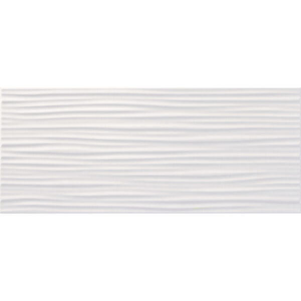 Stenska keramicna ploscica Blossom White DC Waves 250x600 1