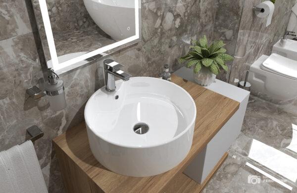 Umivalnik Concepto Melody C 46 3 1