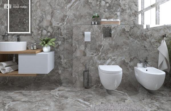 WC skoljka Concepto Brilla rimless viseca 1