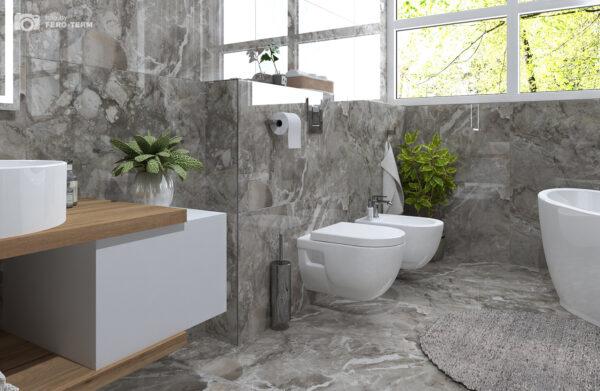WC skoljka Concepto Brilla rimless viseca 2
