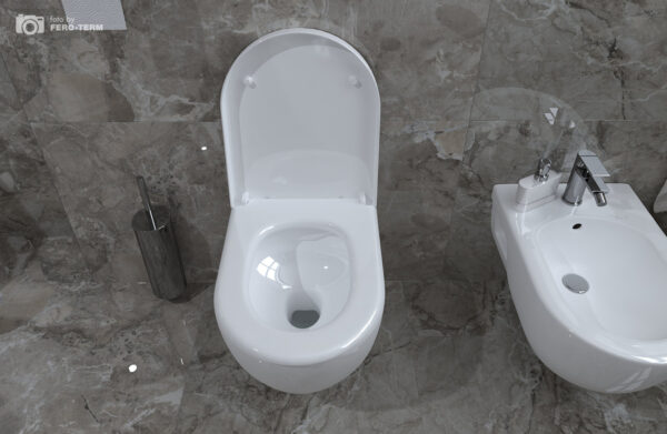 WC skoljka Concepto Brilla rimless viseca 3