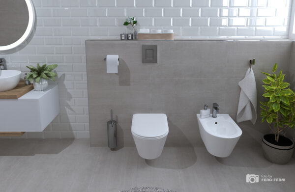 WC skoljka Concepto Eva viseca rimless 2