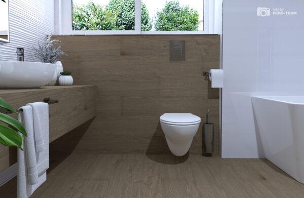 WC skoljka Concepto Simple rimless viseca 1