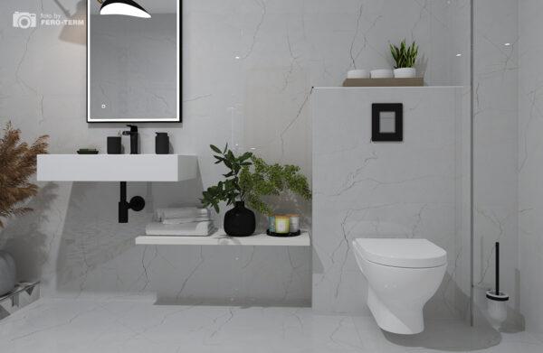 WC skoljka Concepto Sunny viseca 1