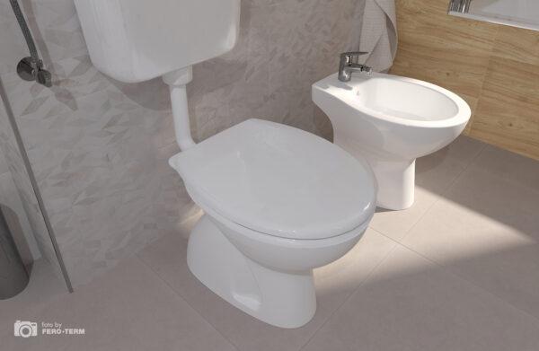 WC skoljka Dolomite Quarzo stojeca 3