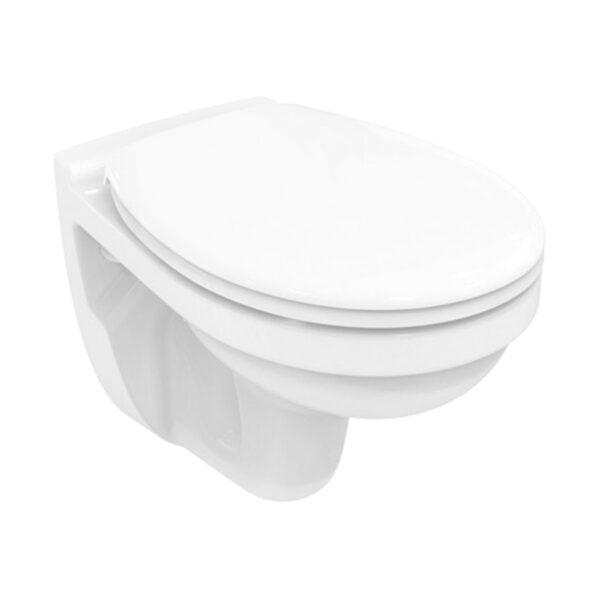 WC skoljka Dolomite Quarzo viseca