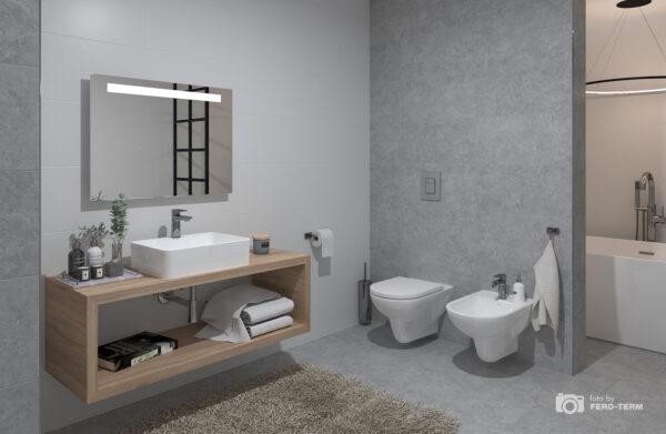WC skoljka Laufen PRO viseca 2