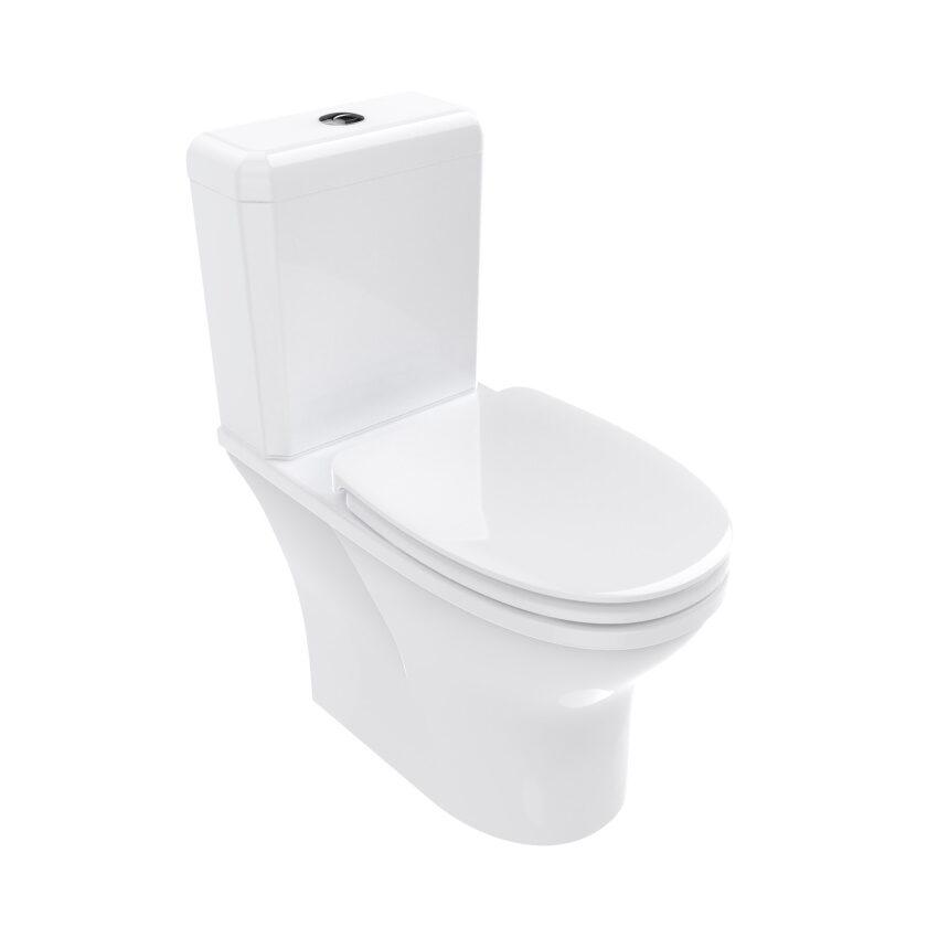 WC skoljka s kotlickom Concepto Alt
