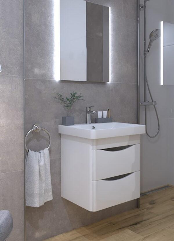 Omarica z umivalnikom Concepto Glam 50 2