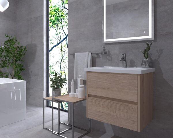 Omarica z umivalnikom Concepto Mona 60 2