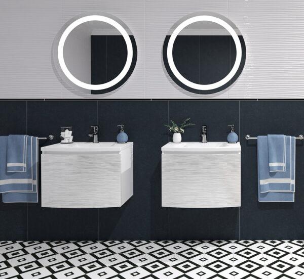 Omarica z umivalnikom Concepto Twist 60 1