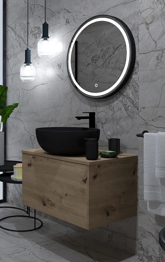 Omarica za umivalnik Concepto Dua 65 2