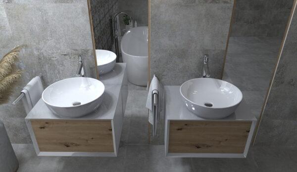 Omarica za umivalnik Concepto Zara 60 3